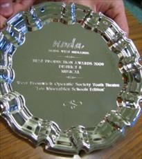 Noda 2009 Award